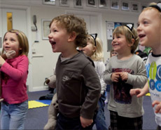 Music and Drama for Young Children