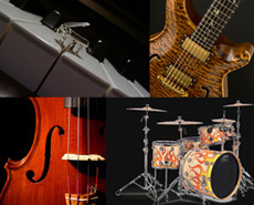 Learn any instrument online quickly and easily
