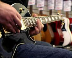 online guitar lessons - Barrie Collingwood Blue Mountain