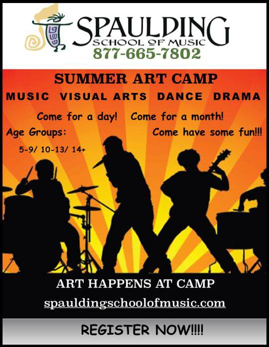 Summer Arts Camp Barrie