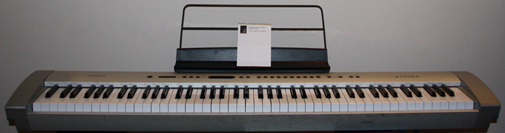 Barrie Music Studio Piano
